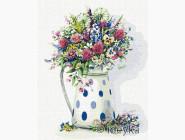 Цветы, натюрморты, букеты Летнее настроение