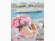 Цветы, натюрморты, букеты Прогулка по набережной