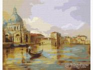 Городской пейзаж Гранд канал Венеции