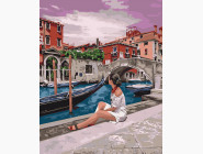 Портреты, люди на картинах по номерам Удивительная Венеция