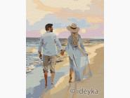 Романтика, любовь Свидание на пляже