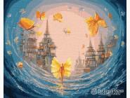 Птицы и бабочки картины по номерам Бабочки души