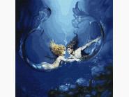 Романтика, любовь Подводная любовь