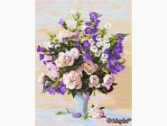 Цветы, натюрморты, букеты Яркие колокольчики. Ира Волкова