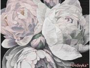 Цветы, натюрморты, букеты Краски пиона