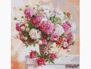 Цветы, натюрморты, букеты Вдохновляясь пионами. Ира Волкова