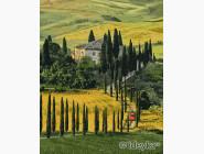 Пейзаж и природа Путешествие в Тоскану