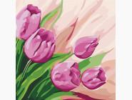 Персидские тюльпаны