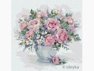 Букеты и натюрморты: картины без коробки Волшебный аромат роз