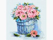 Букеты и натюрморты: картины без коробки Букет элегантных роз