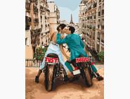 Романтика и влюбленные: картины без коробки Любовь в большом городе