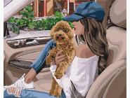 В поездку с любимцем