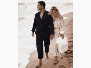 Романтика и влюбленные: картины без коробки Свидание на побережье. Никита Добрынин и Дарья Квиткова