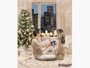 Романтика и влюбленные: картины без коробки Лучший новый год
