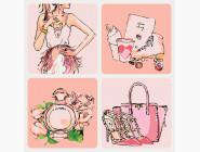 Чувство стиля Нежно-розовый