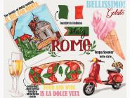 Краски Рима