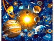 Космос, машины, самолеты Солнечная система