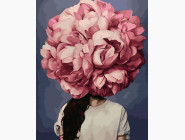 Портреты, люди на картинах по номерам Душа пион. Эми Джадд
