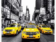 Космос, машины, самолеты Желтое такси