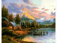 Пейзаж и природа Окончание прекрасного дня