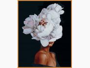 Портреты, люди на картинах по номерам Цветы во мне. Эми Джадд