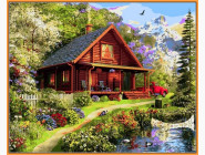 Пейзаж и природа Летний день