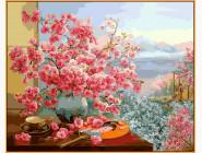 В объятиях цветущей сакуры