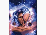 Портреты, люди на картинах по номерам Мисс Вселенная