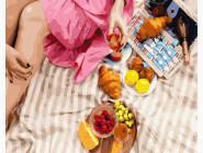 картина по номерам Вкусности на пикник