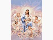 Иконы и религия Дева и ангелы