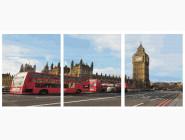 Триптихи по номерам и полиптихи Лондон