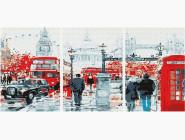 Триптихи по номерам и полиптихи Улицы Лондона