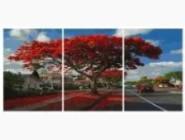 Триптихи по номерам и полиптихи Красное дерево