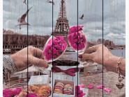 Романтика, любовь Романтика Парижа