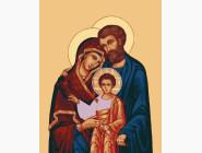 Иконы и религия: картины без коробки Святое семейство