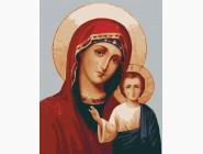 Иконы и религия: картины без коробки Божья матерь