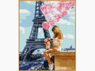Новинки алмазной вышивки Над Парижем