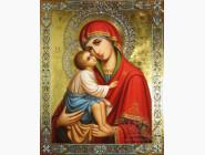 Новинки алмазной вышивки Икона Божья Матери