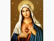 Новинки алмазной вышивки Икона Дева Мария