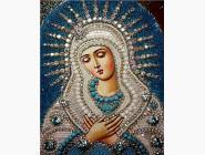 Новинки алмазной вышивки Икона Умиление