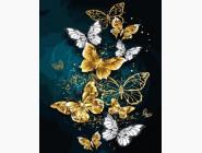 Новинки алмазной вышивки Блестящие бабочки