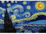 Новинки алмазной вышивки Звездная ночь Ван Гога