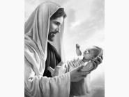 Новинки алмазной вышивки Иисус Христос спаситель наш