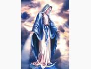 Новинки алмазной вышивки Икона Святой Девы Марии