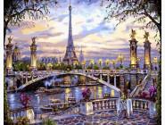Новинки алмазной вышивки Французский бульвар