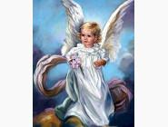 Новинки алмазной вышивки Небесный ангел