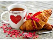 Новинки алмазной вышивки Завтрак для любимой