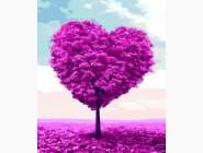 Новинки алмазной вышивки Дерево любви