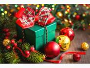 Новинки алмазной вышивки Новогодний подарок