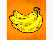 Новинки алмазной вышивки Бананы